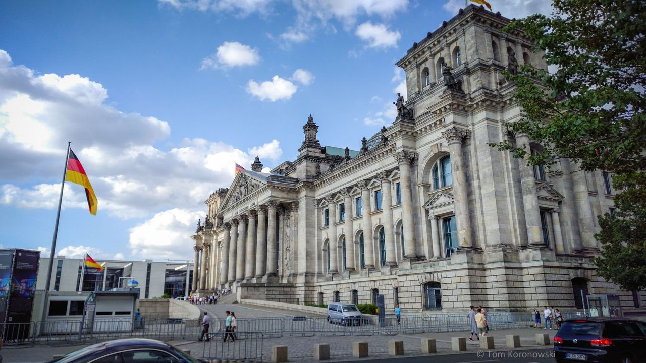 Deutscher Bundestag - Berlin Sightseeing